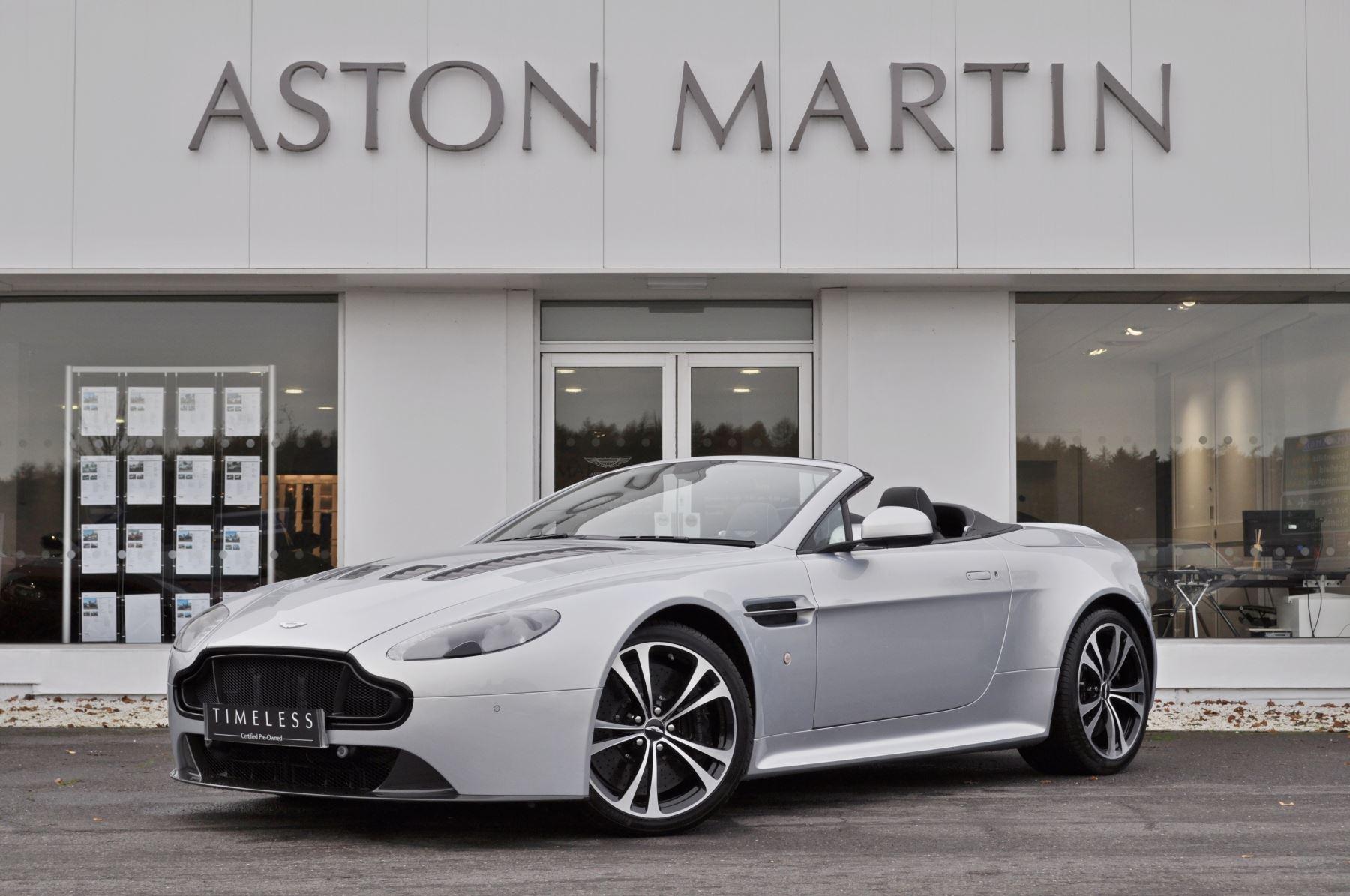 Aston Martin V12 Vantage S S 2dr Sportshift III 5.9 Automatic Roadster (2016) image