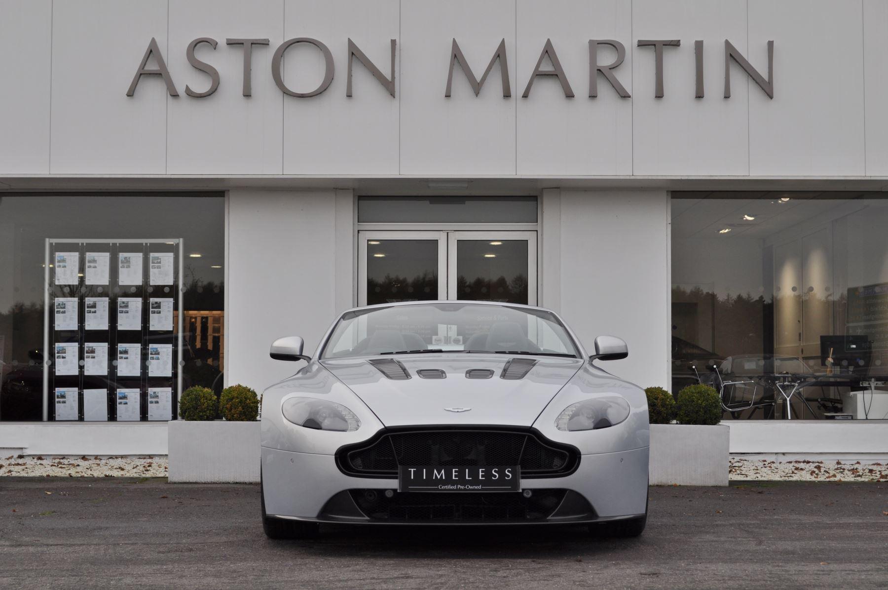 Aston Martin V12 Vantage S S 2dr Sportshift III image 2