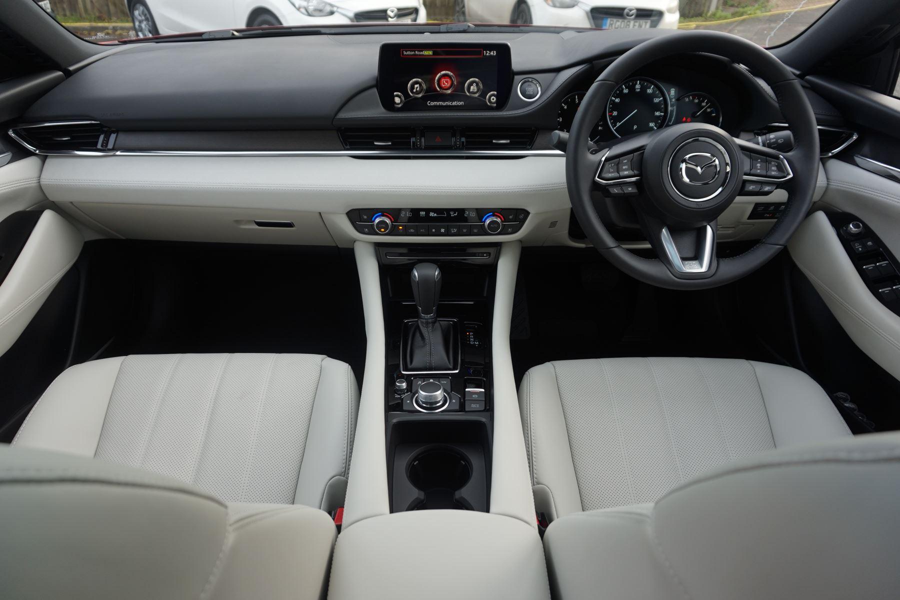 Mazda 6 2.2d GT Sport Nav+ 5dr image 22