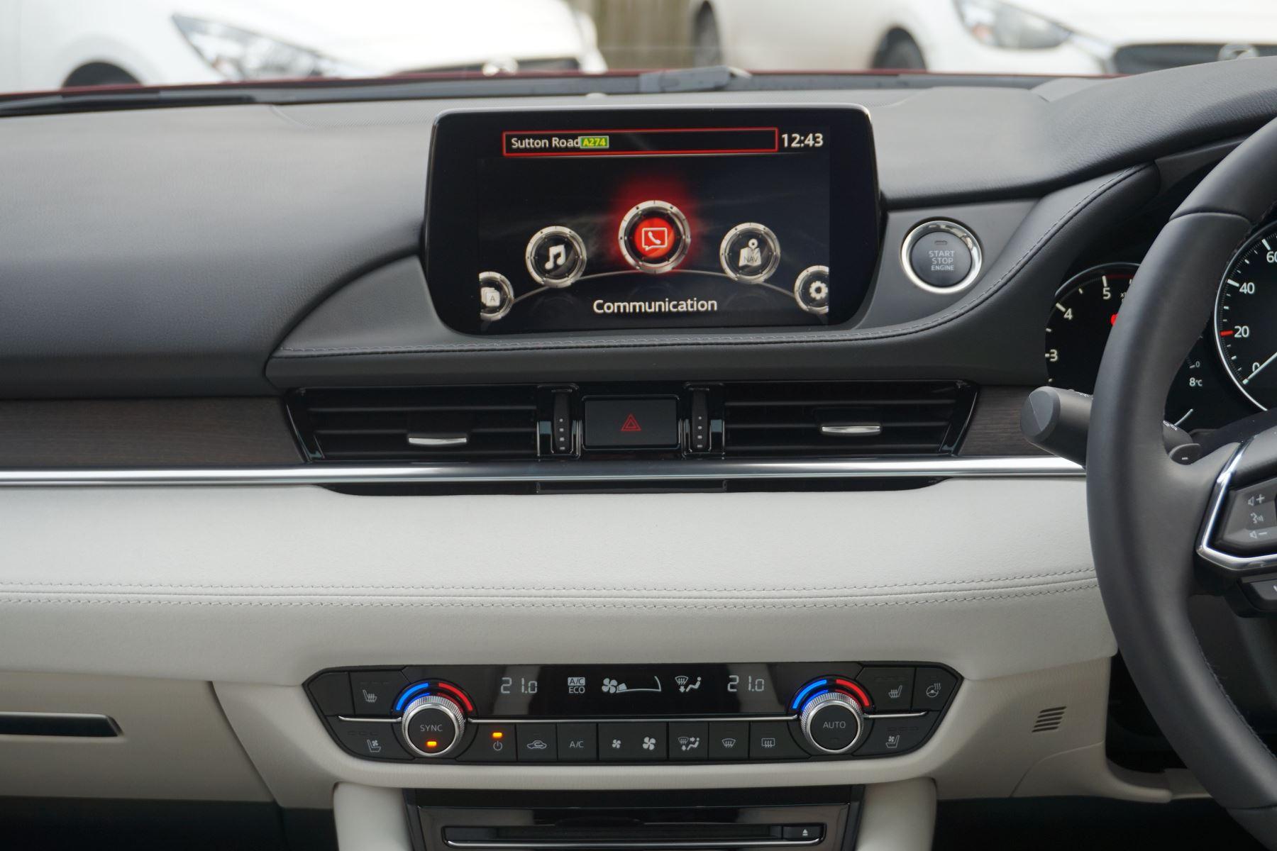 Mazda 6 2.2d GT Sport Nav+ 5dr image 10