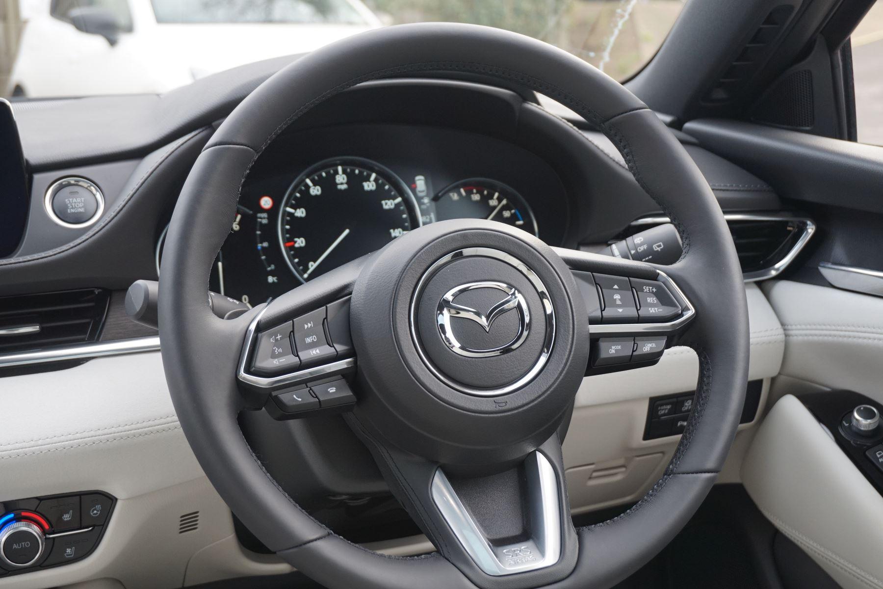 Mazda 6 2.2d GT Sport Nav+ 5dr image 15
