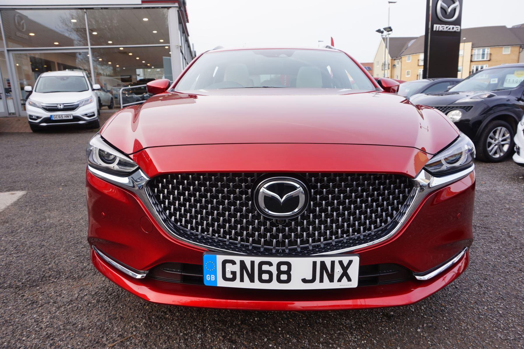 Mazda 6 2.2d GT Sport Nav+ 5dr image 2