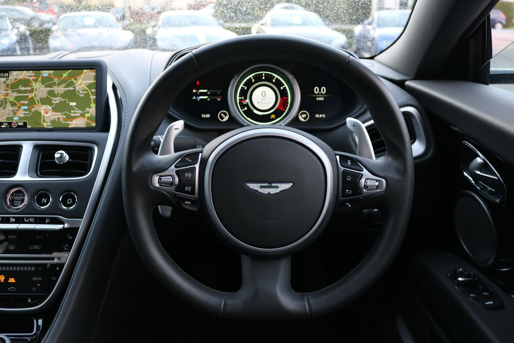 Aston Martin DB11 V12 2dr Touchtronic image 15