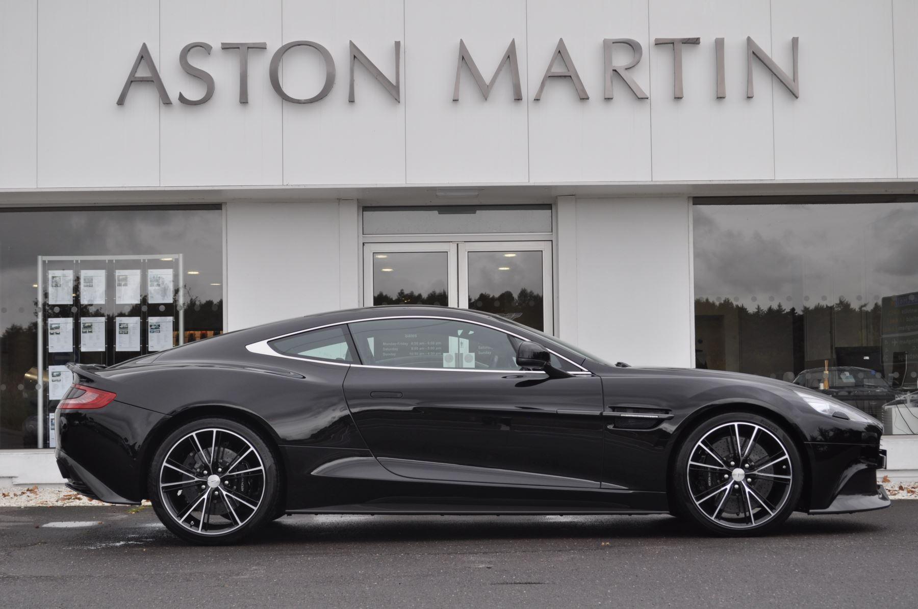 Aston Martin Vanquish V12 [568] 2+2 2dr Touchtronic image 4
