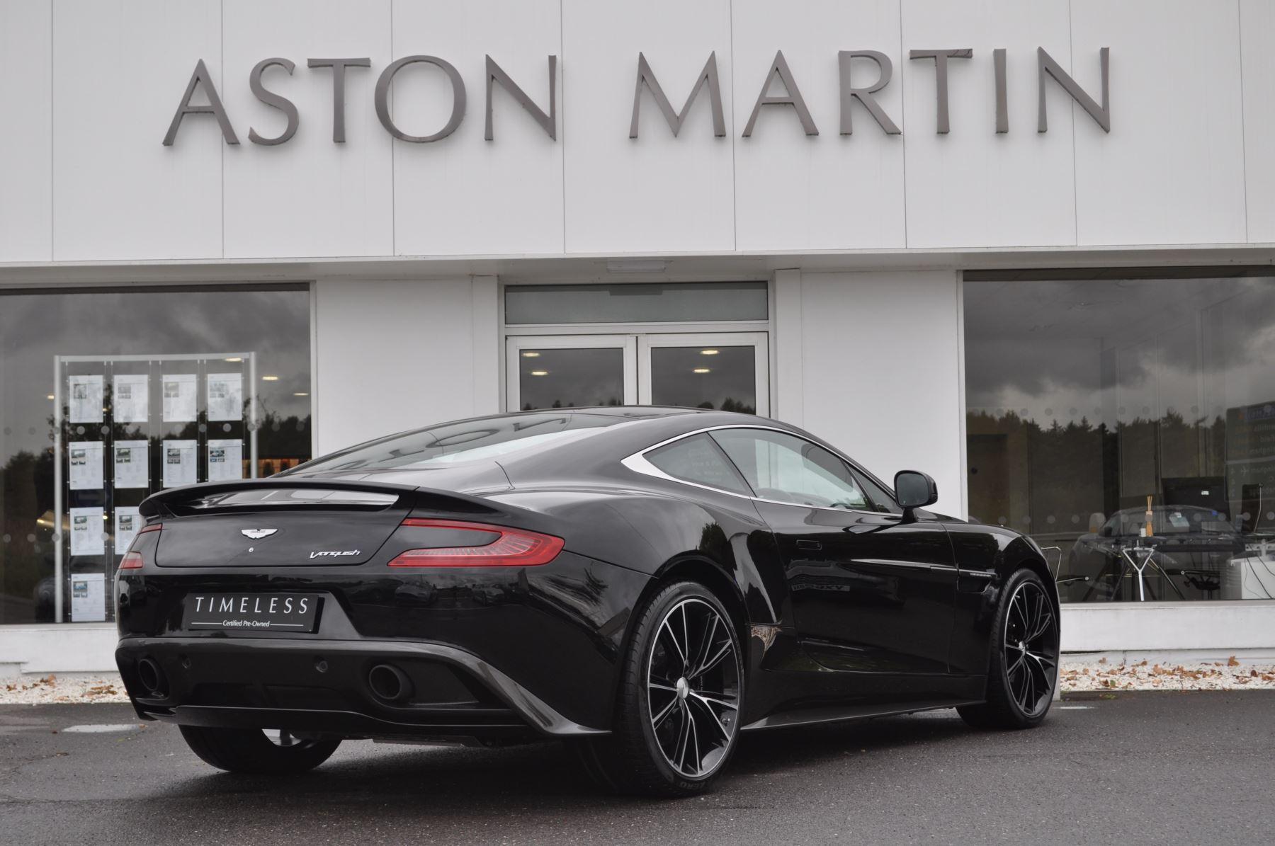 Aston Martin Vanquish V12 [568] 2+2 2dr Touchtronic image 5