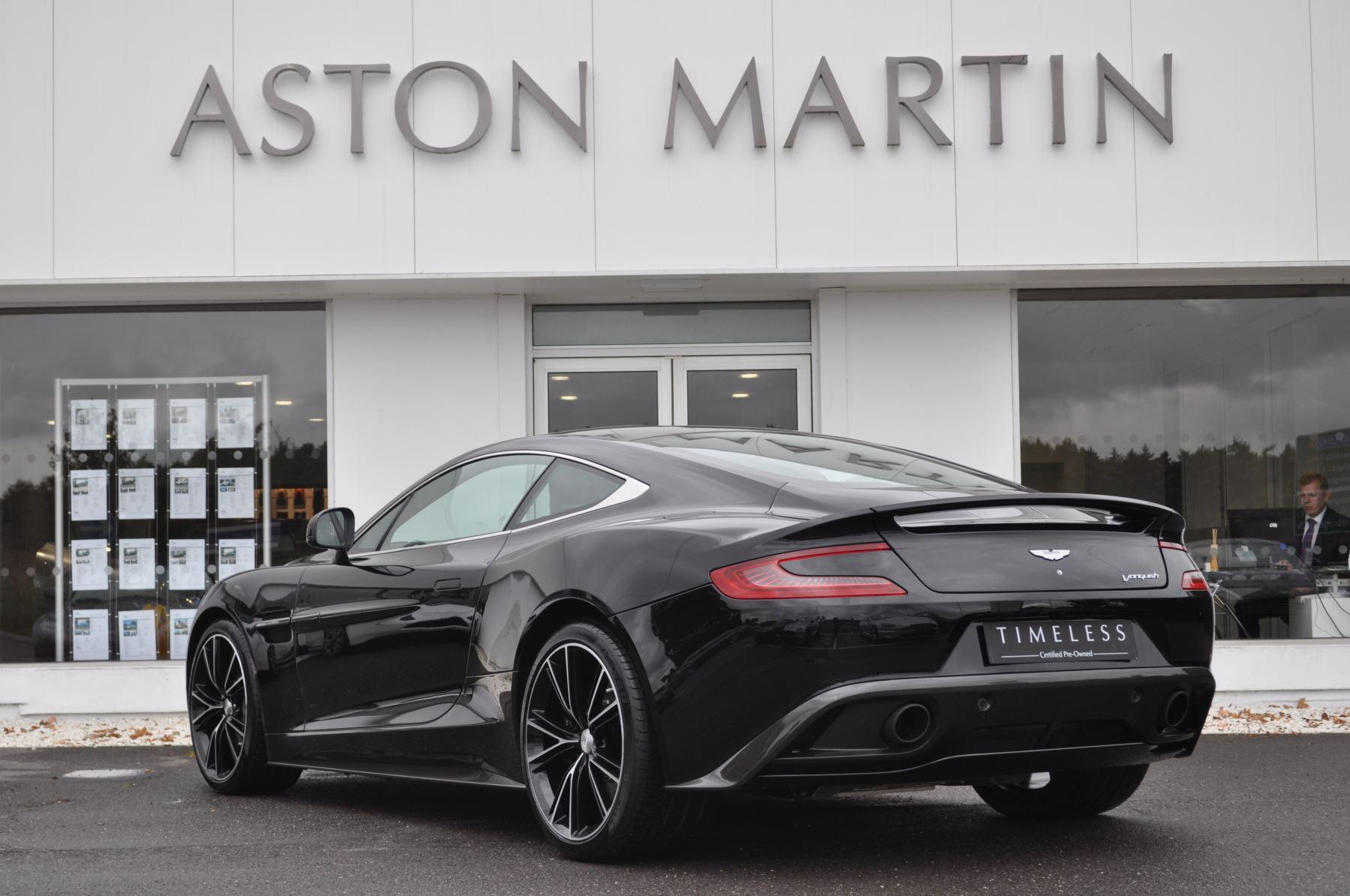 Aston Martin Vanquish V12 [568] 2+2 2dr Touchtronic image 7