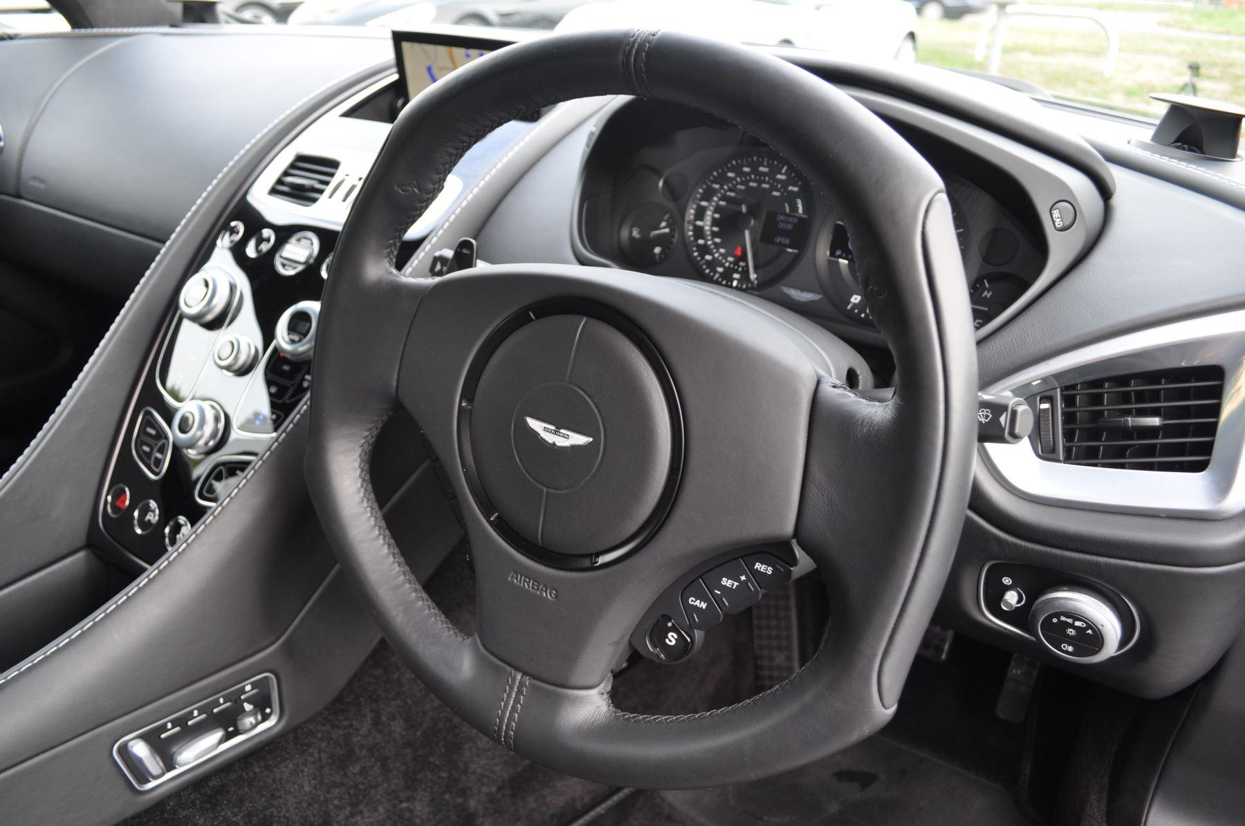 Aston Martin Vanquish V12 [568] 2+2 2dr Touchtronic image 29