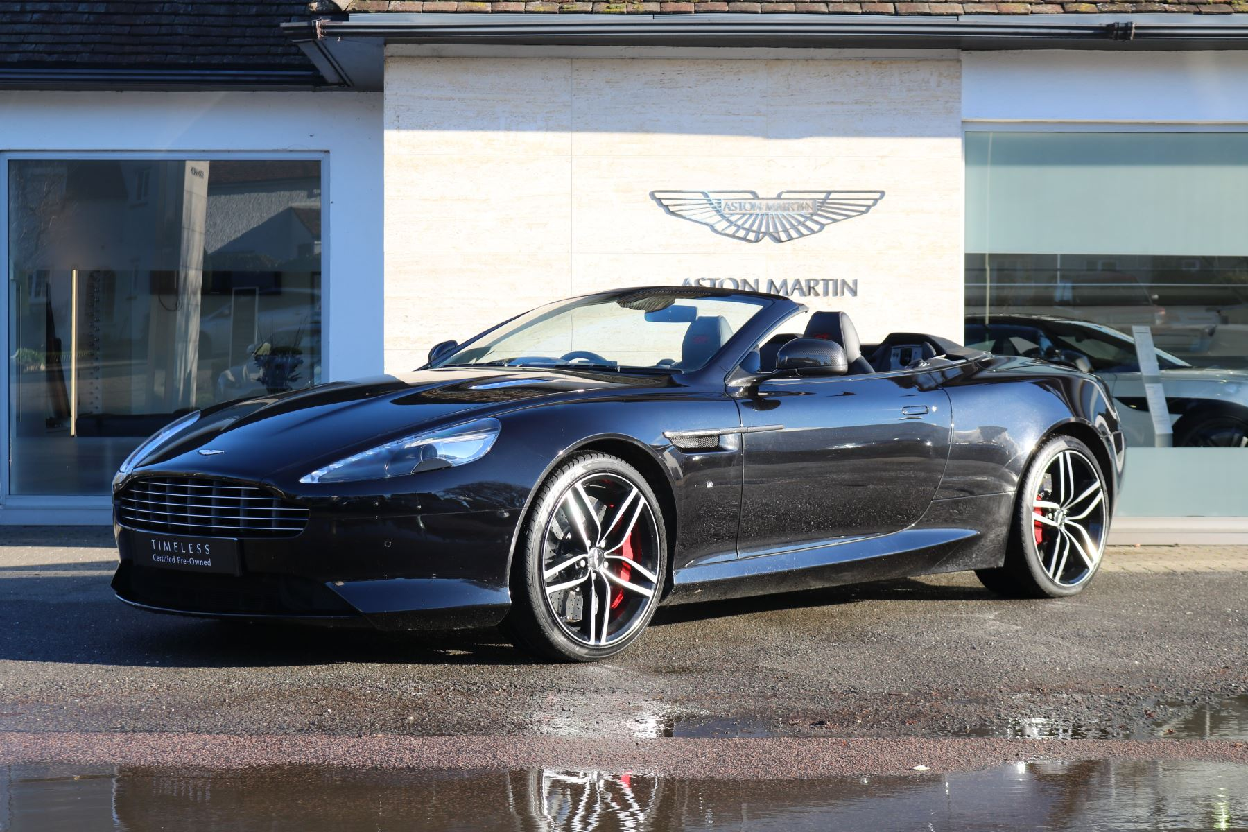 Used Aston Martin Db9 Black Cars For Sale Grange