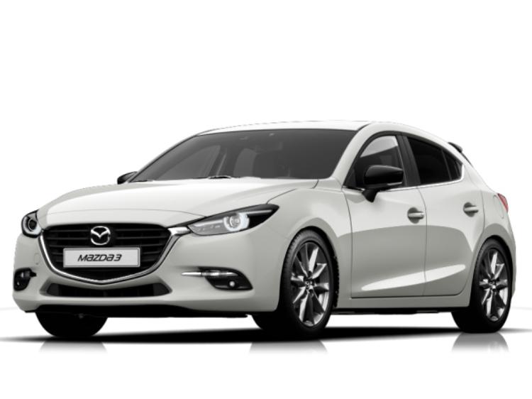Mazda 3 Hatchback 2.0 Sport Black 5dr