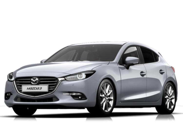 Mazda3 2.0 Sport Nav 5dr