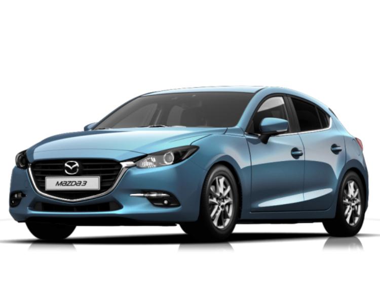Mazda 3 Hatchback  2.0 SE-L Nav 5dr