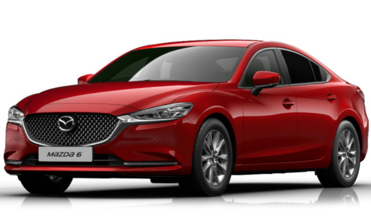 New Mazda 6 Saloon Cars