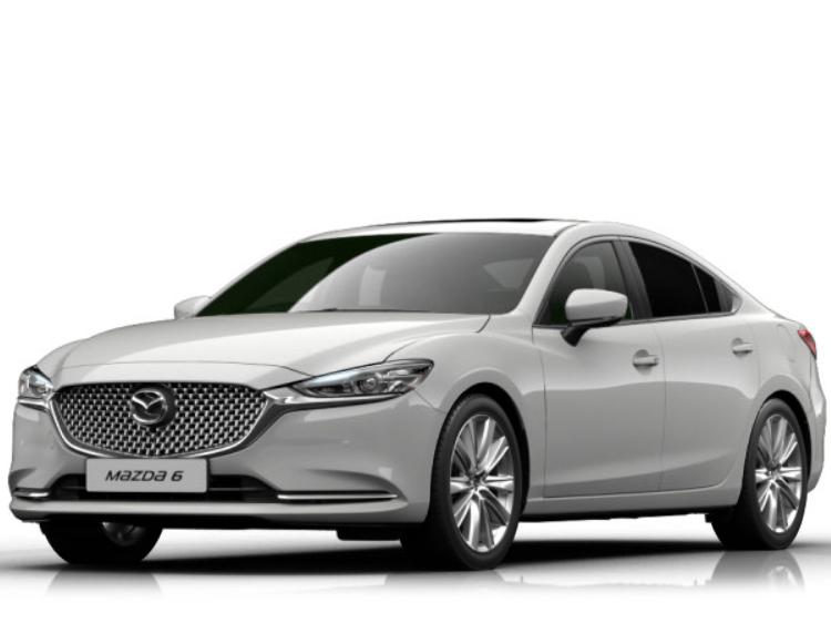 Mazda 6 Saloon Sport Nav+ 2.2D 150ps