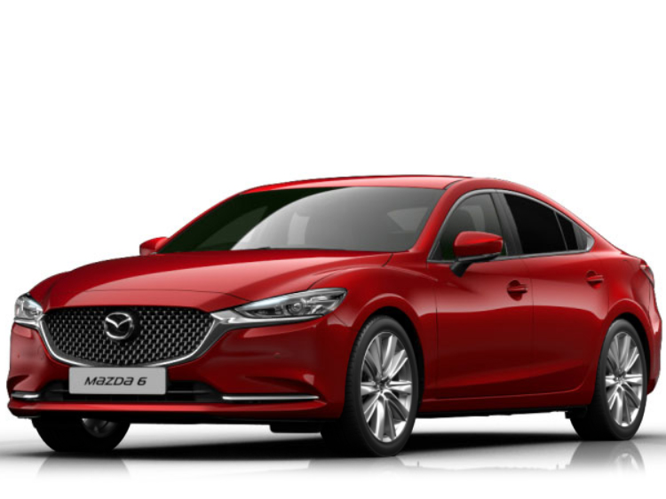 Mazda 6 Saloon Sport Nav+ 2.2D 184ps
