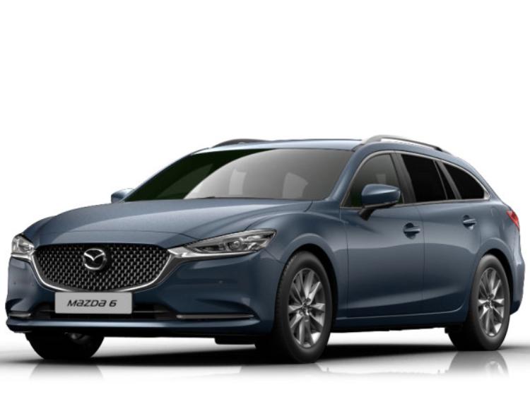 Mazda 6 Tourer SE-L Nav+ 2.2D 150ps