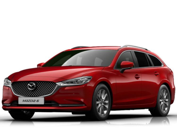 Mazda 6 Tourer SE-L Nav 2.2D 150ps Automatic
