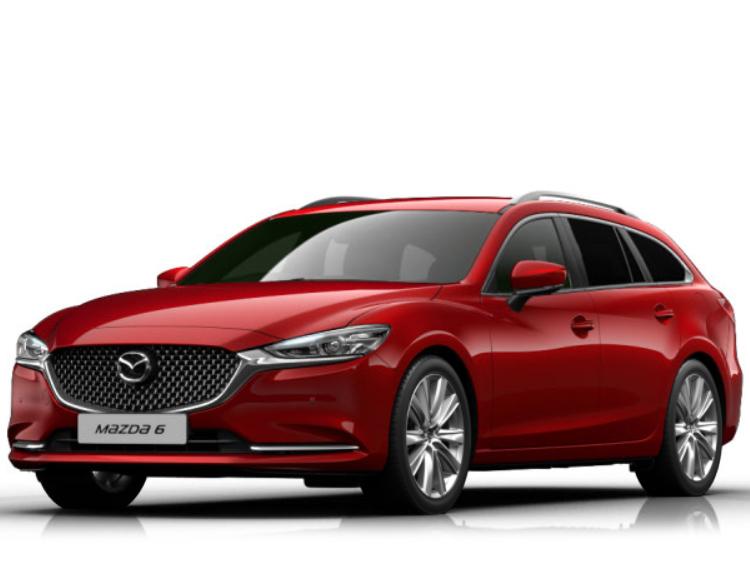 Mazda 6 Tourer Sport Nav+ 2.2D 184ps Automatic