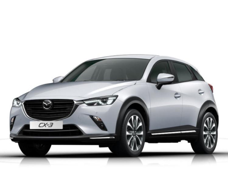 Mazda CX-3 2.0 150ps AWD Sport Nav+ Automatic