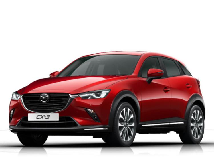 Mazda CX-3 2.0 121ps 2WD Sport Nav+