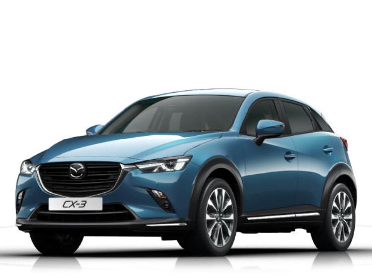 Mazda CX-3 2.0 121ps 2WD Sport Nav+ Automatic