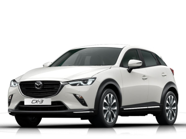 Mazda CX-3 2.0 150ps AWD Sport Nav+