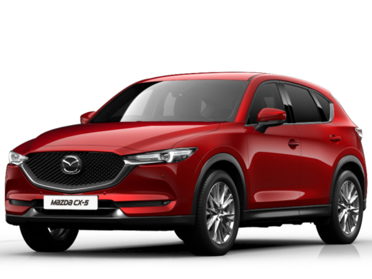 Mazda CX-5 2.0 165ps 2WD SE-L Nav+ Automatic