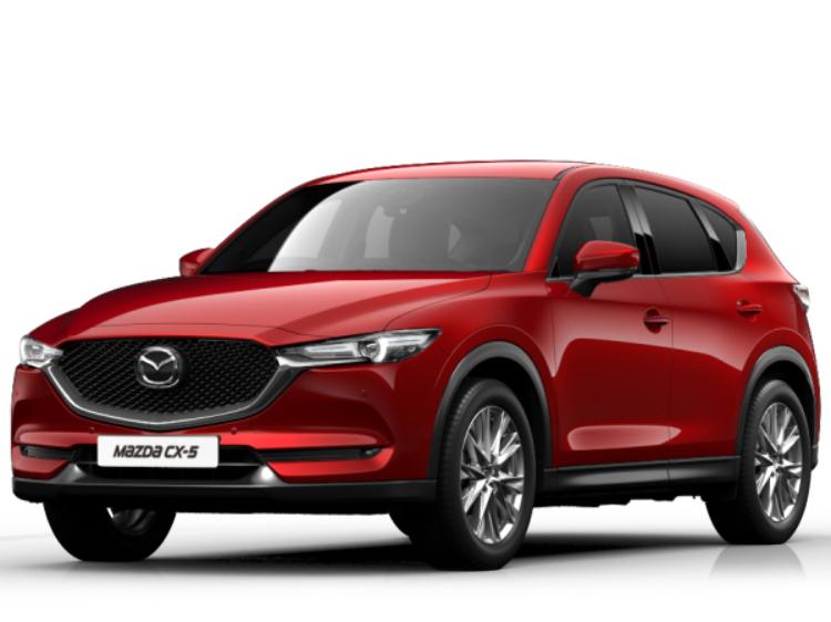 Mazda CX-5 2.2D 150ps 2WD Sport Nav+ Auto Diesel