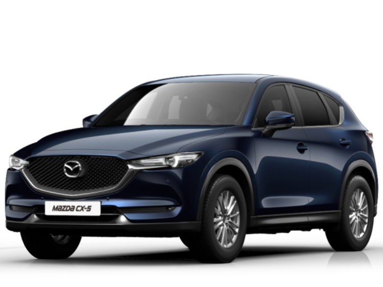 Mazda CX-5 2.2d SE-L Nav+ 5dr Auto