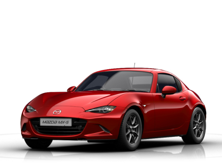 Mazda MX-5 RF 1.5 132ps SE-L Nav+ 2dr
