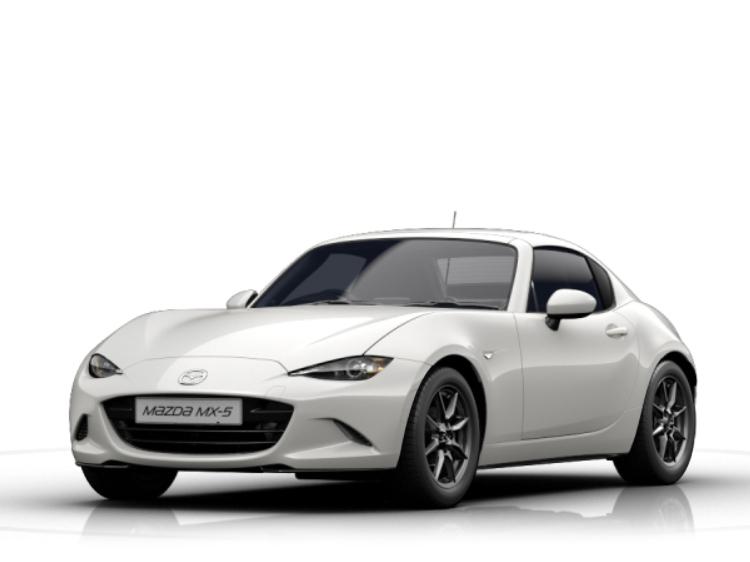 Mazda MX-5 RF 1.5 132ps Sport Nav+ 2dr