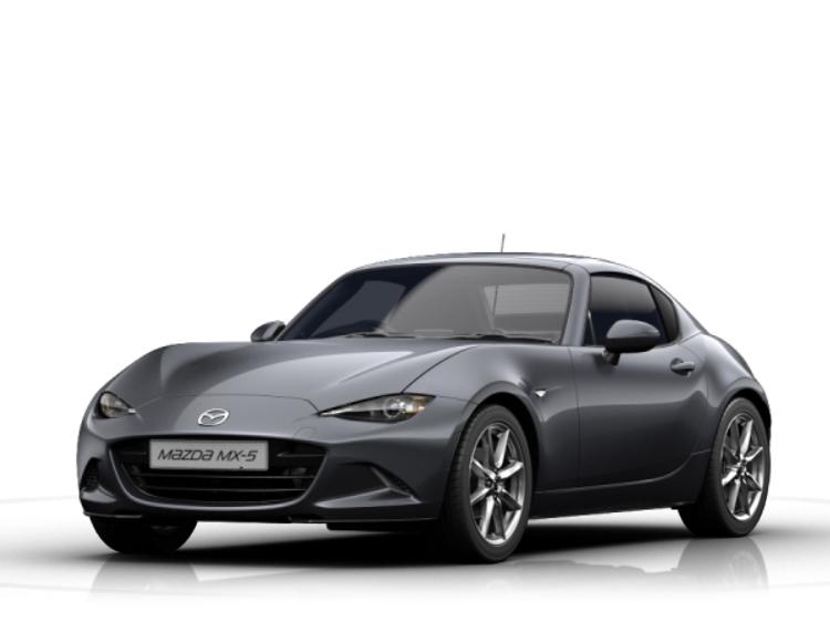 Mazda MX-5 RF 2.0 184ps Sport Nav+ 2dr Automatic