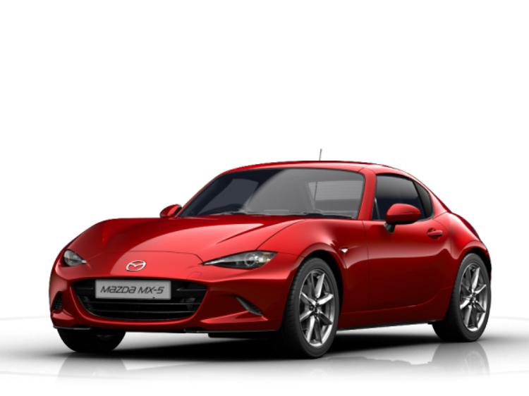 Mazda MX-5 RF 2.0 184ps GT Sport Nav+ 2dr Automatic