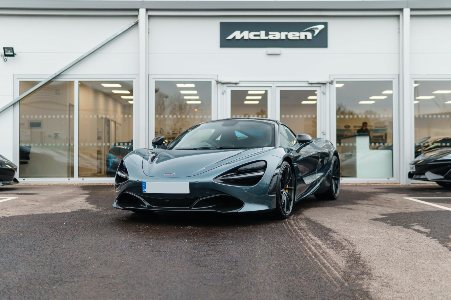 McLaren 720S Performance 4.0 Automatic 2 door Coupe (2018) image