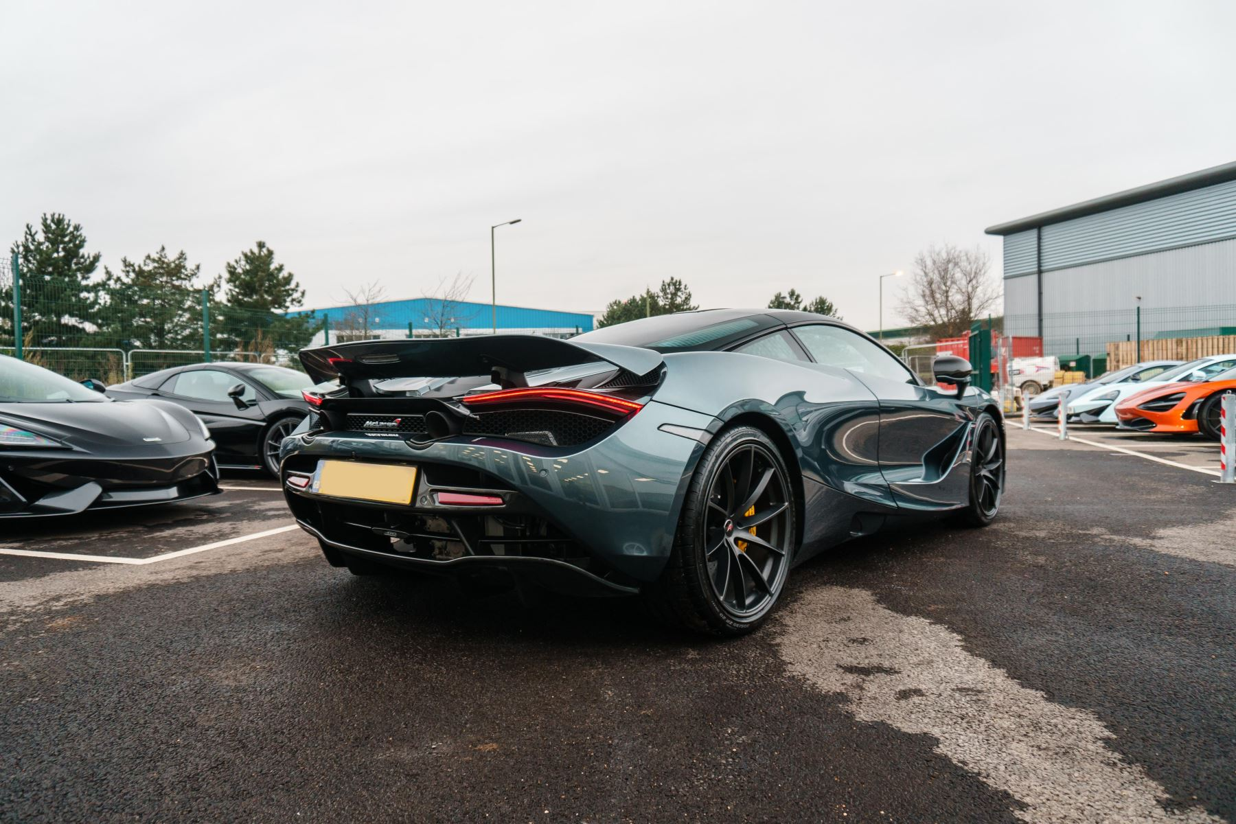 McLaren 720S Performance image 52