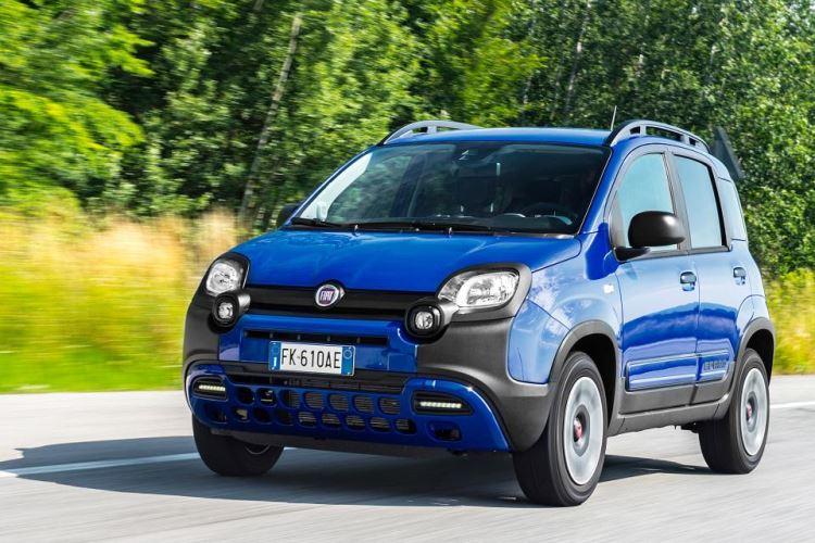Fiat Panda City Cross 1.2