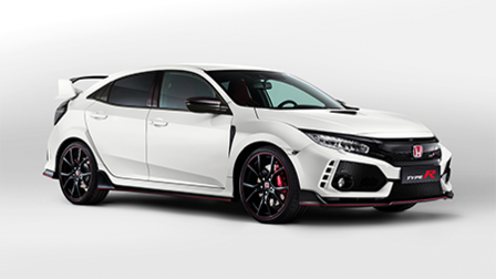 Honda Civic TYPE R 2.0 VTEC Turbo Type R GT 5dr
