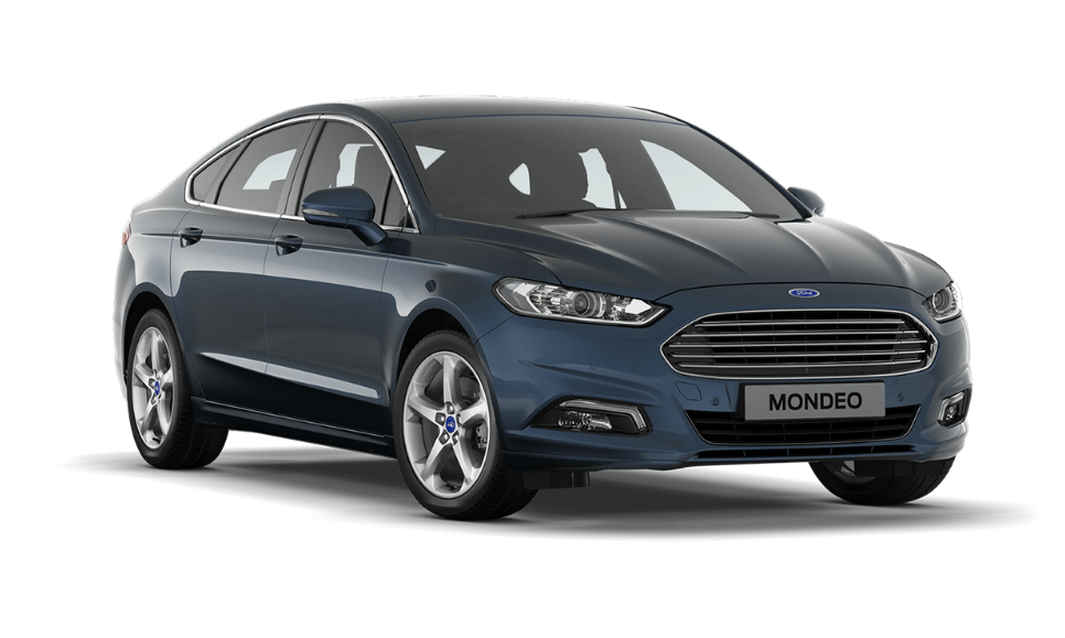 Ford Mondeo Titanium Edition 2.0 TDCi 150PS