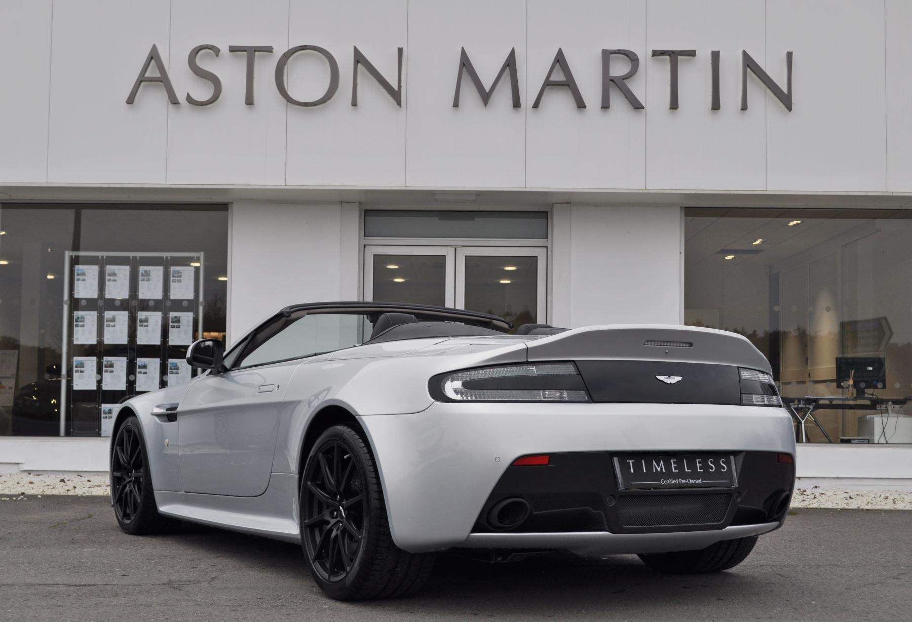 Aston Martin V12 Vantage S S 2dr Sportshift III image 4