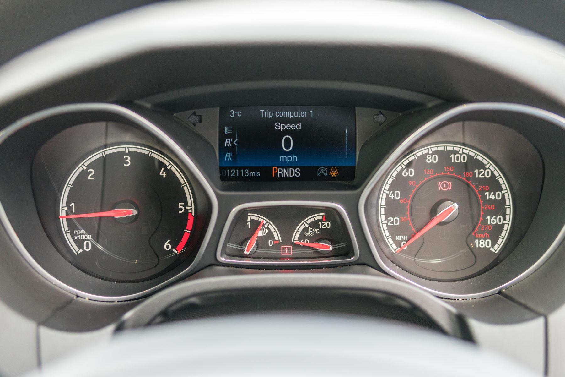 Ford Focus ST ST-3 NAV TDCI ESTATE image 18