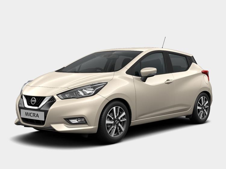 Nissan Micra 1.5 DCI ACENTA