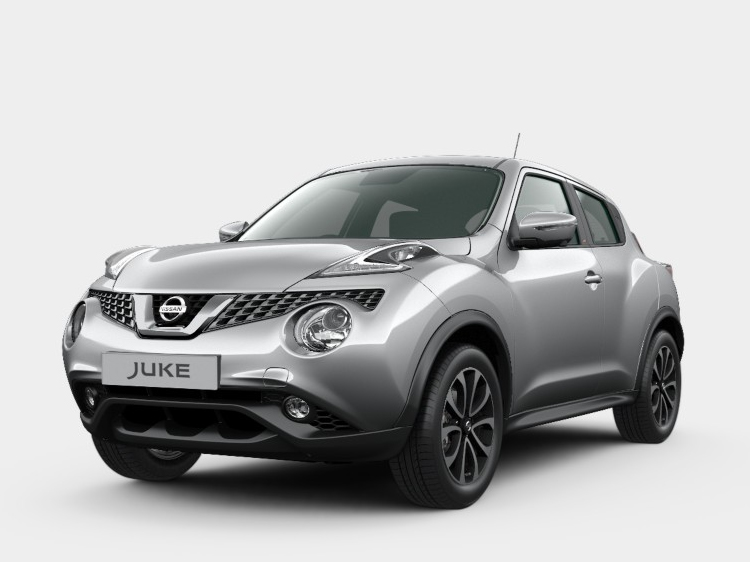 Nissan Juke 1.6 112 Tekna CVT Bose/Exterior Pack