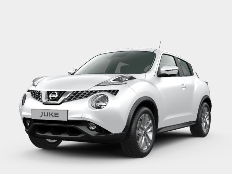 Nissan Juke 1.6 CVT Acenta