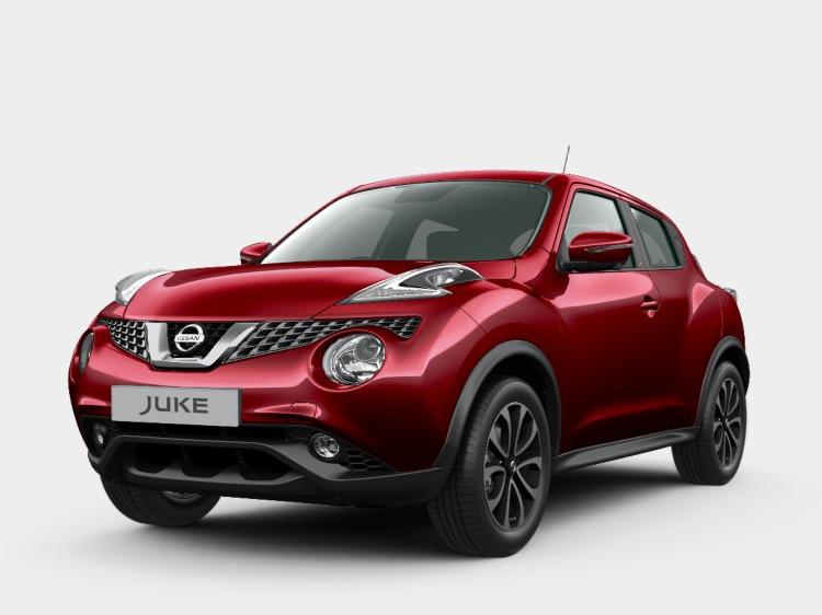 Nissan Juke 1.6 112 Tekna Bose