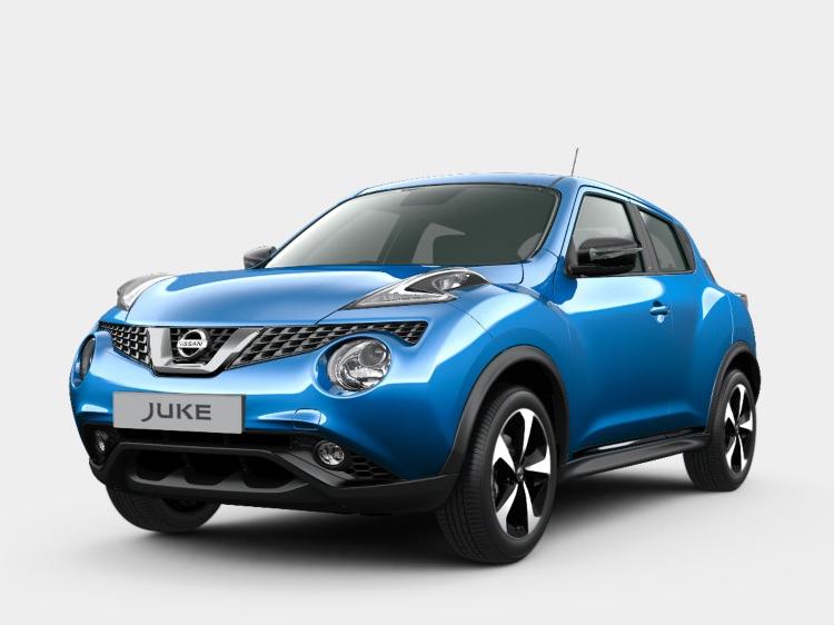 Nissan Juke 1.6 112 BOSE Personal Edition
