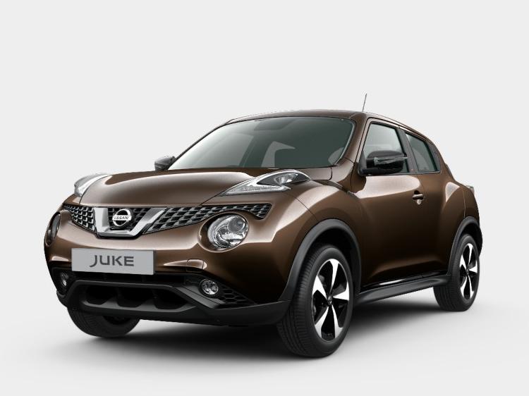 Nissan Juke 1.6 Bose Edition CVT