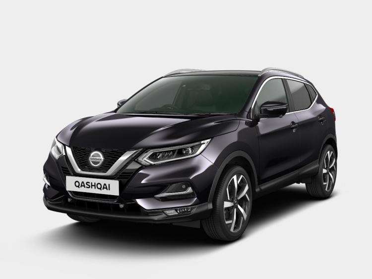 Nissan Qashqai Tekna 1.5 dCi