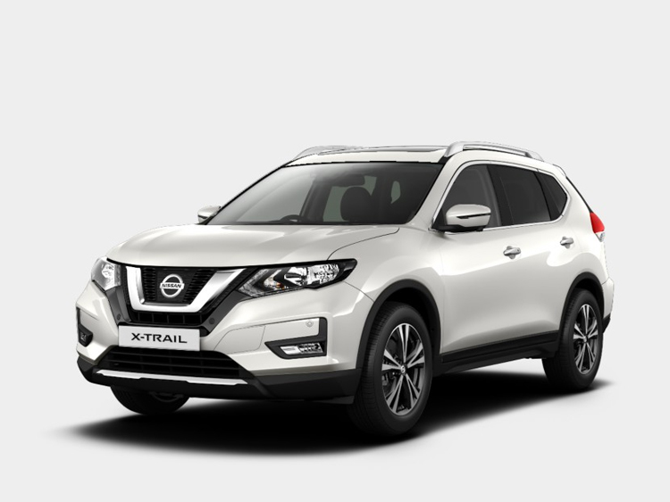 Nissan X-Trail 2.0 DCI N-Connecta 4wd