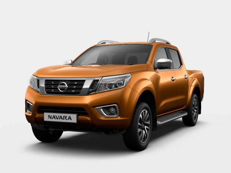 Nissan Navara Tekna 2.3L dCi 190 4WD Diesel Double Cab