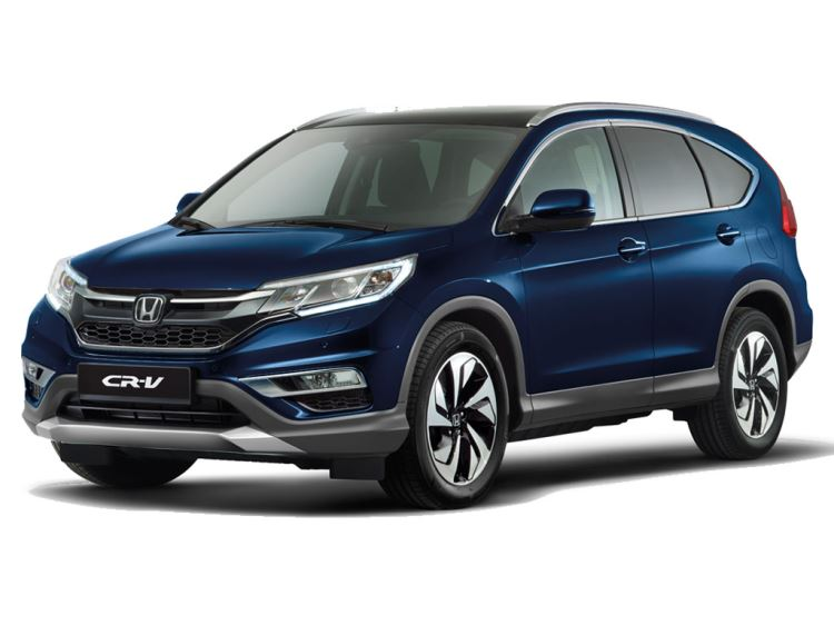 Honda CR-V 1.5 VTEC Turbo EX 5dr