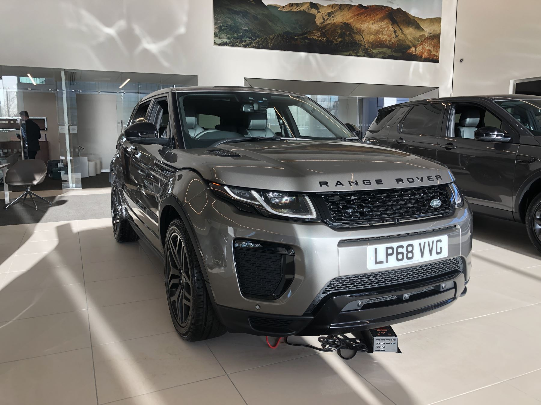 Land Rover Range Rover Evoque 2.0 SD4 HSE Dynamic 5dr Diesel Automatic Hatchback (2018)